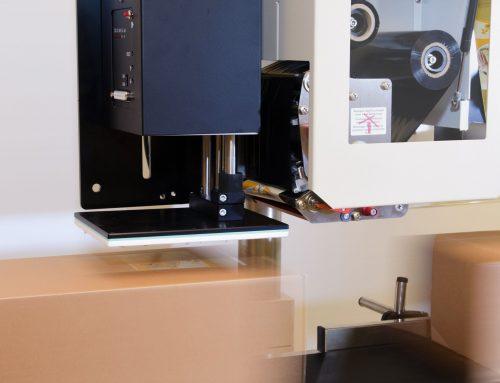 Nuovo HMI per il sistema di stampa e applica AER