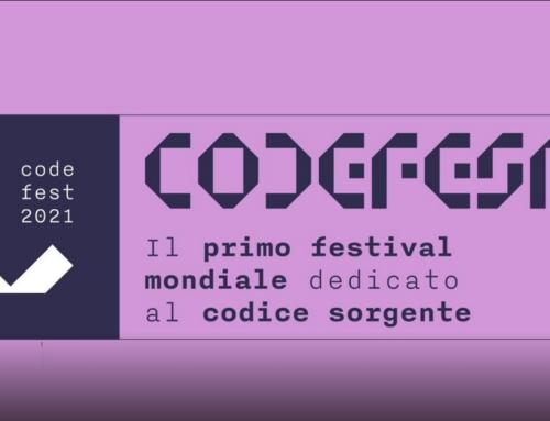 CODEFEST celebra il codice sorgente